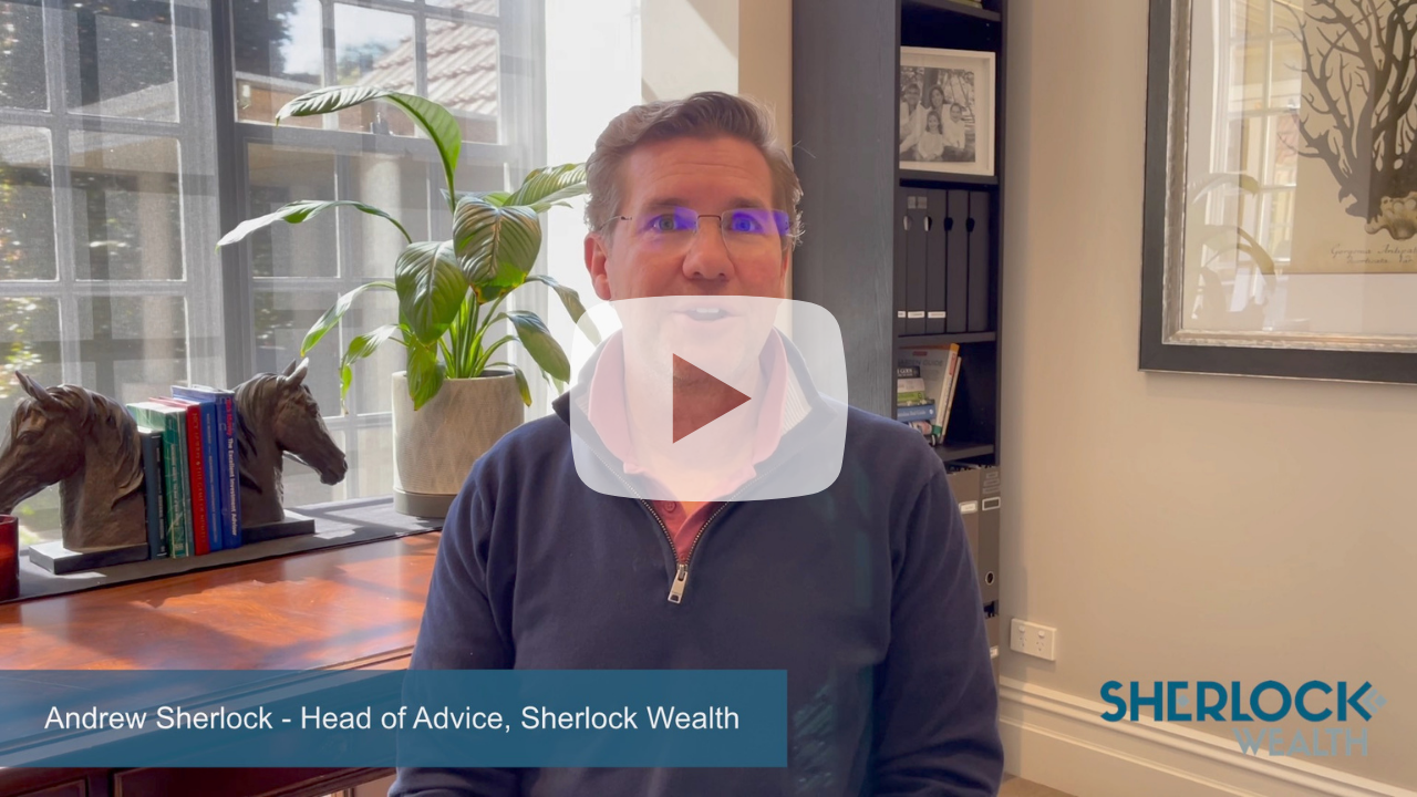SMSF Update 2021 with Andrew Sherlock