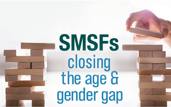 SMSFs and Closing the Age and Gender Gap