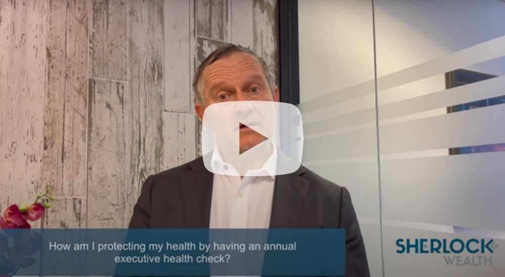 Jacqui Sherlock Interviews Dr. John Cummins, Executive Medicine